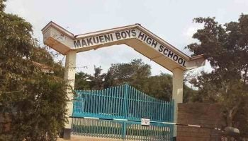 List Of Best Performing Secondary Schools in Makueni County