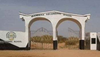 List Of Best Performing Secondary Schools in Mandera County