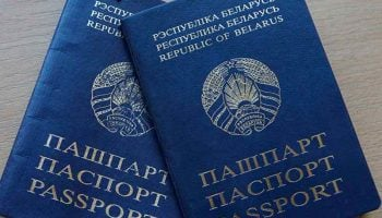 List Of Visa Free Countries For Belarusian Passport Holders 2020