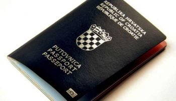 List Of Visa Free Countries For Croatian Passport Holders 2020