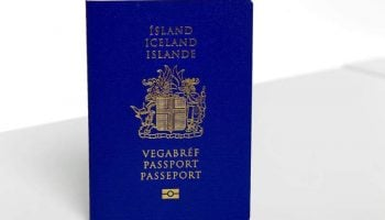 List Of Visa Free Countries For Iceland Passport Holders 2020