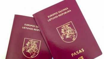 List Of Visa Free Countries For Lithuanian Passport Holders 2020