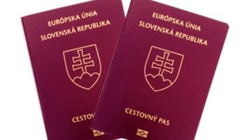 List Of Visa Free Countries For Slovak Passport Holders 2020