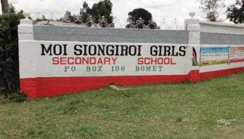 List Of Best Performing Secondary Schools in Bomet County