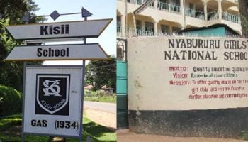 List Of Best Performing Secondary Schools in Kisii County