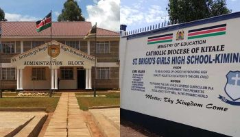 List Of Best Performing Secondary Schools in Trans-Nzoia County