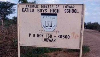 List Of Best Performing Secondary Schools in Turkana County