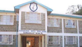 List Of Best Performing Secondary Schools in West Pokot County
