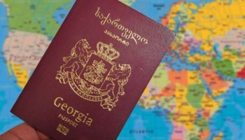 List Of Visa Free Countries For Georgian Passport Holders