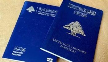 List Of Visa Free Countries For Lebanese Passport Holders