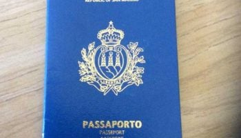 List Of Visa Free Countries For Sammarinese Passport Holders 2020