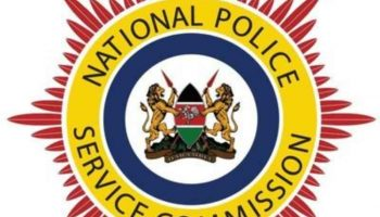 Functions Of The National Police Service Commission