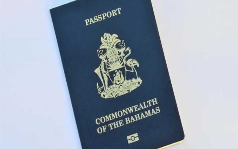 the bahamas passport visa free countries