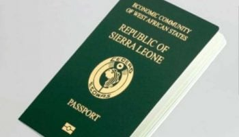 List Of Visa Free Countries For Sierra Leonean Passport Holders 2020