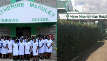 List of Courses Offered At Catherine McAuley Nursing School