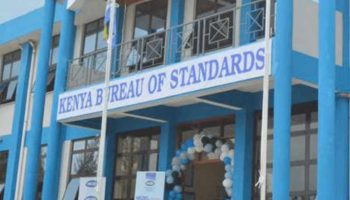 Functions Of Kenya Bureau Of Standards (KEBS)
