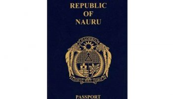 List Of Visa Free Countries For Nauru Passport Holders 2020