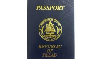 List Of Visa Free Countries For Palau Passport Holders 2020