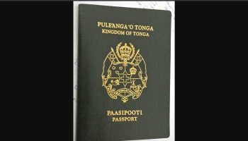 List Of Visa Free Countries For Tonga Passport Holders 2020