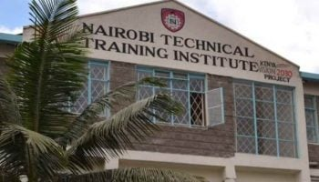 List Of Courses offered at Nairobi Technical Training Institute