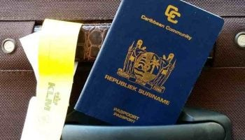 List Of Visa Free Countries For Suriname Passport Holders
