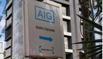 List Of AIG Kenya Insurance Branches