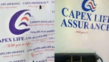List of Capex Life Assurance Products