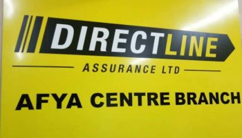 List of Directline Assurance Products and Branches in Kenya
