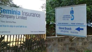 List of Geminia Insurance Products and Branches in Kenya
