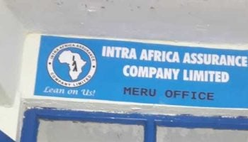 List of Intra Africa Assurance Products and Branches in Kenya