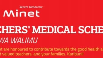 How To Register For TSC AON Minet Medical Scheme