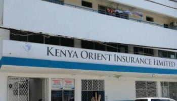 List of Kenya Orient Insurance Products and Branches in Kenya