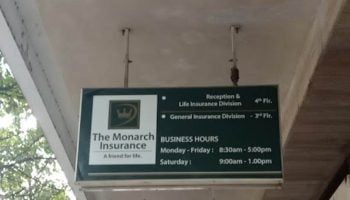 List of Monarch Insurance Products and Branches in Kenya
