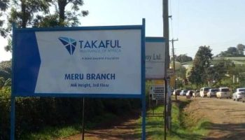 List of Takaful Insurance Products and Branches in Kenya
