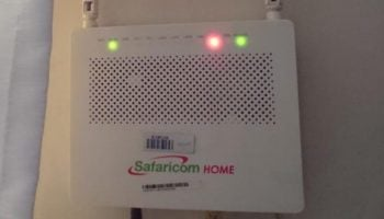 Safaricom Home Fibre Packages and Prices 2021