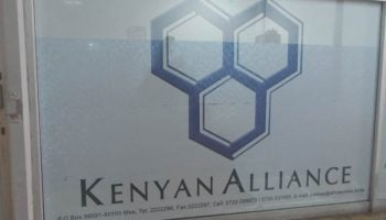 The Kenyan Alliance Insurance Products and Branches in Kenya