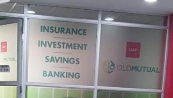 UAP Old Mutual Insurance Products and Branches in Kenya