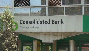 List of Consolidated Bank of Kenya Branches and Contacts