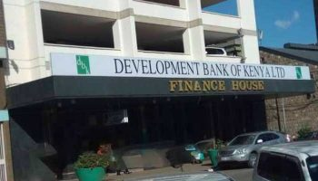 List of Development Bank of Kenya Branches and Contacts
