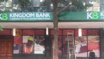 List of Kingdom Bank Branches in Kenya and Contacts
