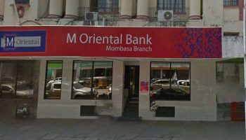 List of M Oriental Bank Branches in Kenya and Contacts