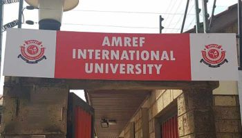 Amref International University Courses and Fees Structure