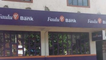 List of Faulu Microfinance Bank Branch Codes