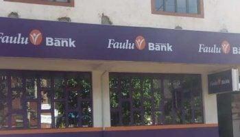List of Faulu Microfinance Bank Branch Codes