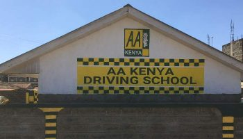 AA Kenya Driving School Fees Structure and Branches
