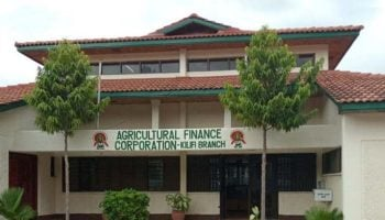 List Of Agricultural Finance Corporation Loan Products