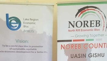 List Of Regional Economic Blocs In Kenya