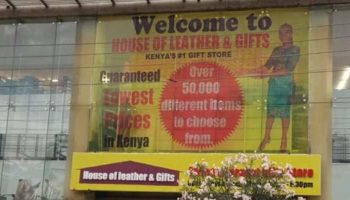 List of House of Leather Branches in Nairobi