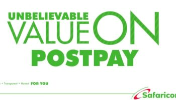 List of Safaricom PostPay Packages