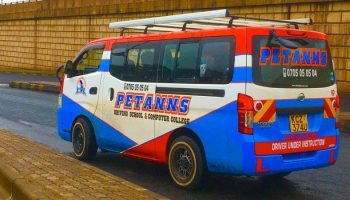 Petanns Driving School Branches and Fees Structure 2021
